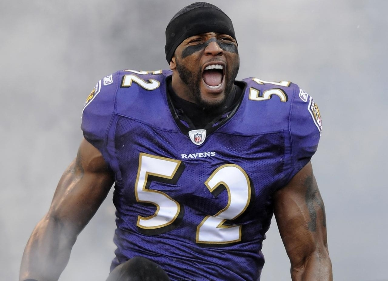 Quote By Retired Nfl Player Ray Lewis: Hey Coach! Why Aren't Your Football Players Wrestling Too