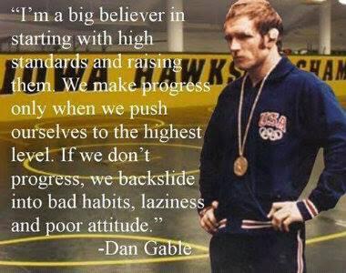 -Dan Gable